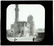 Le Caire. Mosquée du sultan Abi
