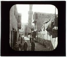 Le Caire. Mosquée Bordem