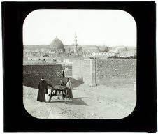 Le Caire. Mosquée Imman el Chafei