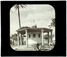 Le Caire. Fontaine de la mosquée d'Amrou