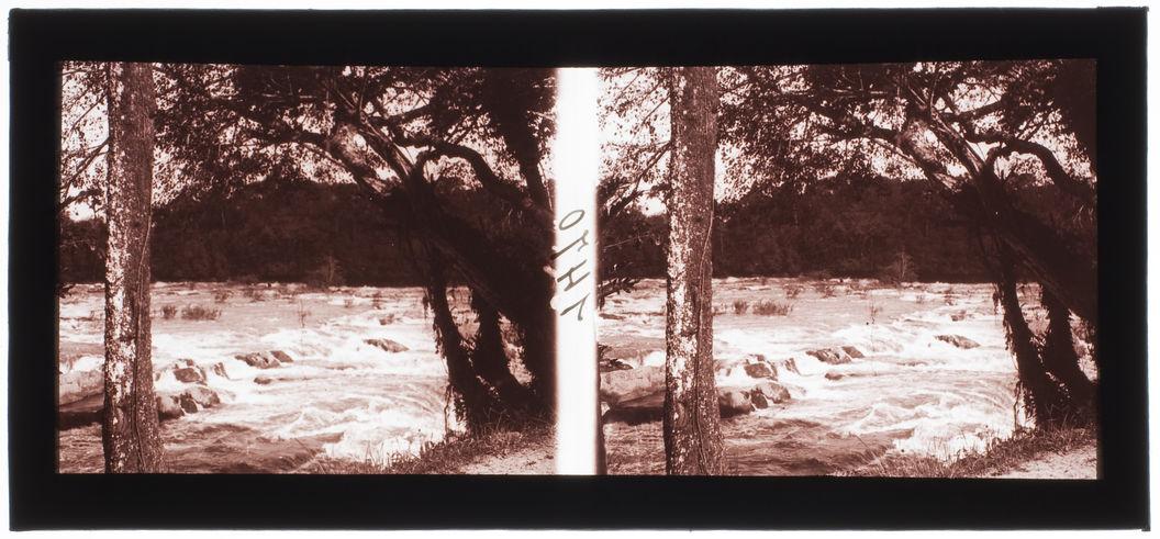 Cochinchine - Les chutes de Trian