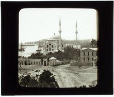 Mosquée de Dohma Bagtché. Constantinople