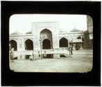 Lahore. Mosquée du Vizir Khan