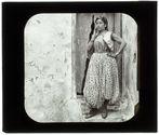 Tebessa. Danseuse arabe