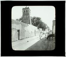 Biskra. La mosquée