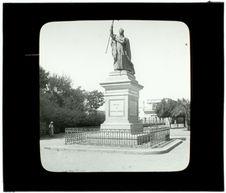Biskra. Cardinal Lavigerie (monument)