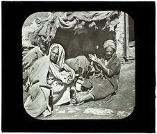 Cordonniers arabes. Gniafs [sic]