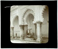Alger. La grande mosquée