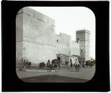 Sfax. Les remparts