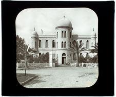 Hammam-el-Lif. Le casino