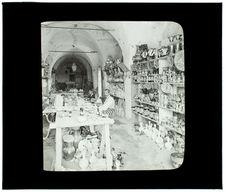 Nabeul : fabrique de poteries