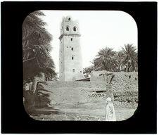 Biskra. Mosquée Sidi-Moussa