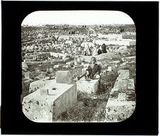 Sousse. Cimetière arabe