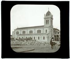 Bizerte. La cathédrale