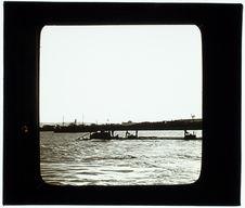 Bizerte. Sous-marin manquant dans le canal (Le Farfadet)
