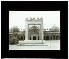 Fatehpur Sikri. La Mosquée