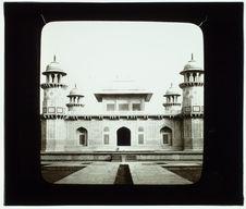 Agra. Mausolée d'Imat ud  Daulah