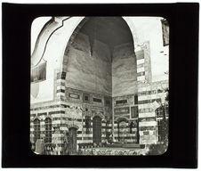 Intérieur de maison juive à Damas