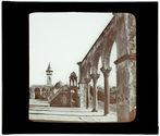 Jérusalem. Dôme du Jugement ( mosquée d'Omar)