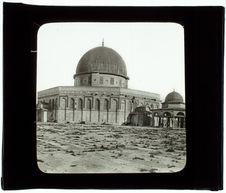Jérusalem. Mosquée d'Omar