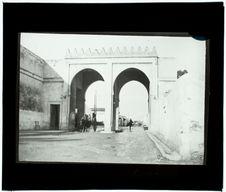 Tunis. Bab- Alloua. Révolte de 1911