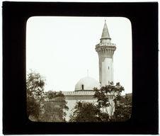 Philippeville. La mosquée