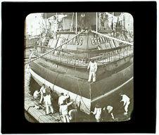 Ligue maritime. Le Brennus dans le bassin