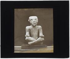 Statuette d'albâtre de Tula