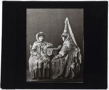 Femmes kirghizes