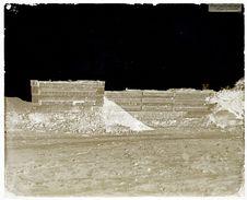 Grand palais à Mitla, façade occidentale