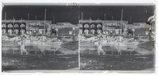 Fort Bayard - Quai et jonques chinoises