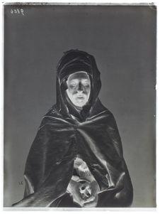 Touareg [portrait d'homme]