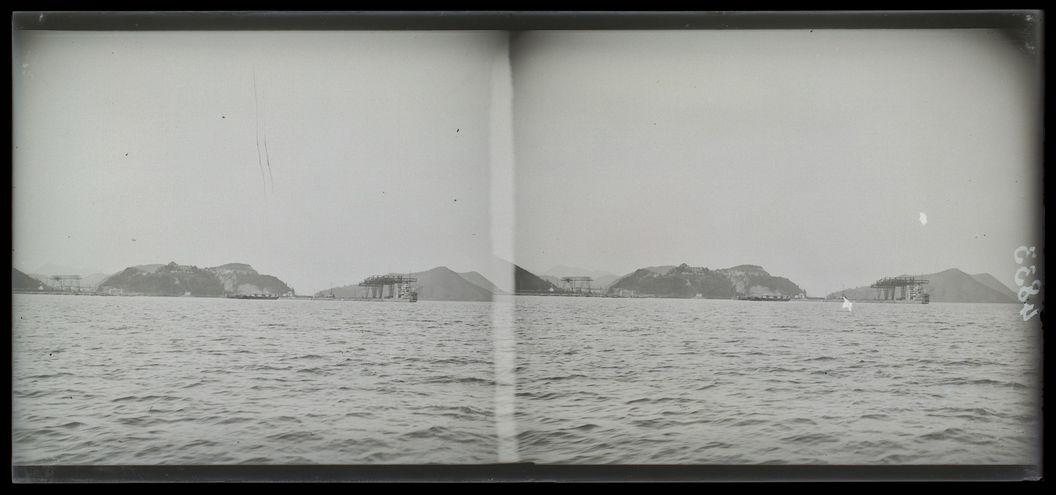 Baie d'Ha Long - Vers le groupe du Trident