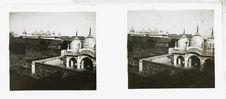 Sans titre [une vue des toits du Fort rouge]