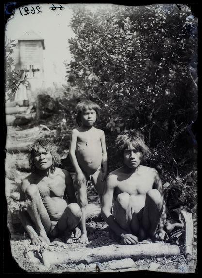 Tsingalaï, Hamachtinensis, Ayamaçaskentsis [portrait de groupe]