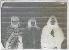 Femmes Patagones de Punta-Arenas