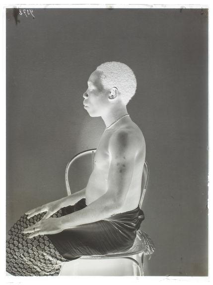Dahoméen [Portrait d'homme]