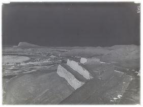 Ouvrage avancé de la forteresse [de Paramonga]
