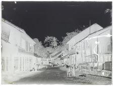 Une rue de Mergui