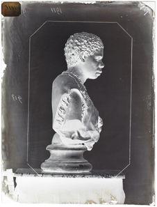 Buste : Trouggarnanna, native de Sullivan-Cove, Tasmanie