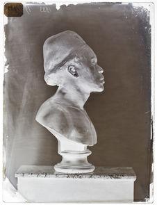 Buste : Noswengo, profil