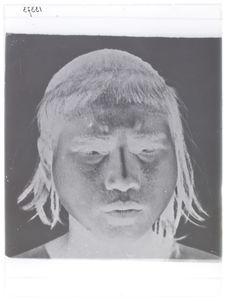 Sumatra - Battak (vue de face) [Portrait d'un homme]