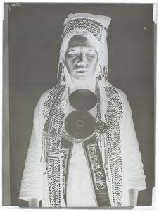 Tonkin - Femme Moï Ou-Ni (Commissariat général de l'Indochine)