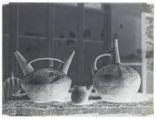Trois Vases de Cajamarquilla [Style Nievería]