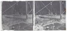 Port de Saïgon : l'Athos II