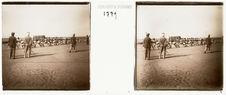 J. Agadez. Concours gymnastique. La corde. Tassoni, Larnaude, Brunet