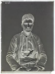 Algériens et Kabyles [portrait d'homme]