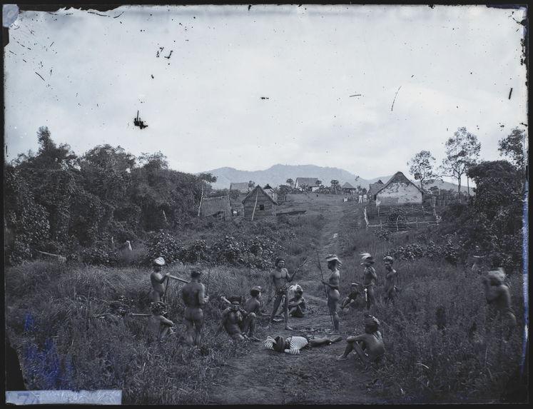 Tribu d'Ataï revolté