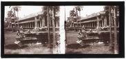 Angkor Vat - Dans la cour de la 3ème enceinte