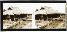My-Tho : Habitation cochinchinoise